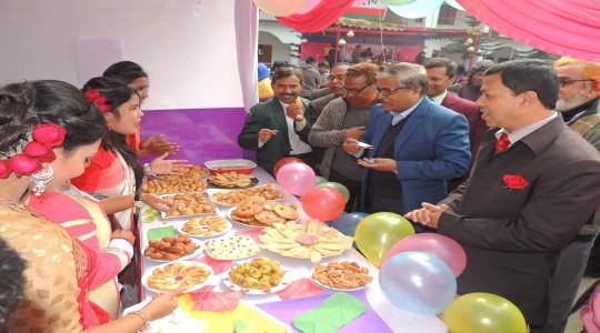 আরসিসিআই পাবলিক স্কুল এ্যান্ড কলেজে দিনব্যাপী আনন্দের পিঠা উৎসব